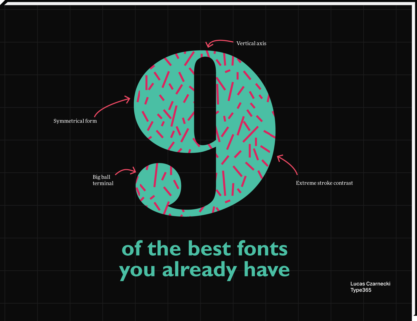 9 of the best fonts you already have ebook